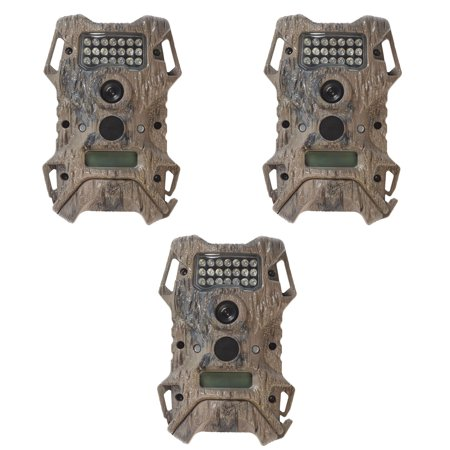 Wildgame Innovations Terra Extreme 12MP HD Hunting Game Video Camera  (3 Pack)