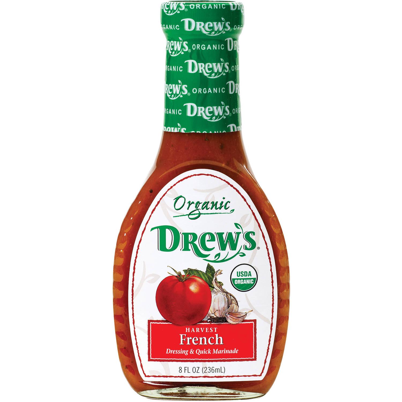Drew's Organic Harvest French Dressing &
