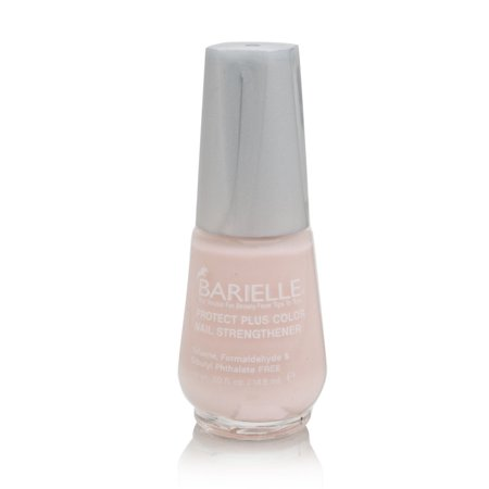 Barielle Protect Plus Color Nail Strengthener Sheer Pink