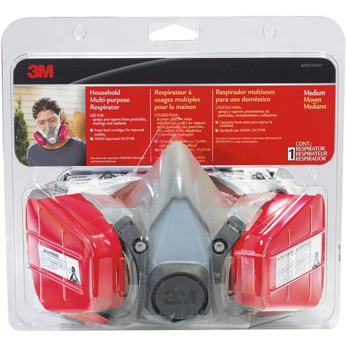 3M 65021HA1-C Household Multi Purpose Respirator by 3M