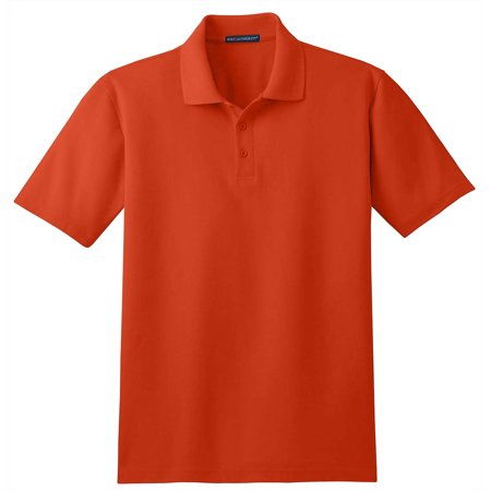 Port Authority Men's Big And Tall Stain-Resistant Polo Shirt