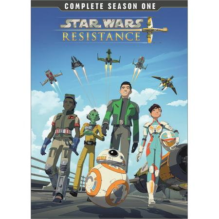 Star Wars Resistance: Season 1 (DVD) ()