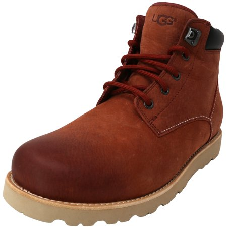 Ugg Men's Seton Tl Rox Ankle-High Leather Boot - 9M - image 1 de 6