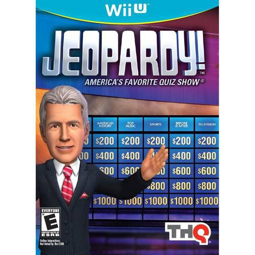 Jeopardy! (Wii U)