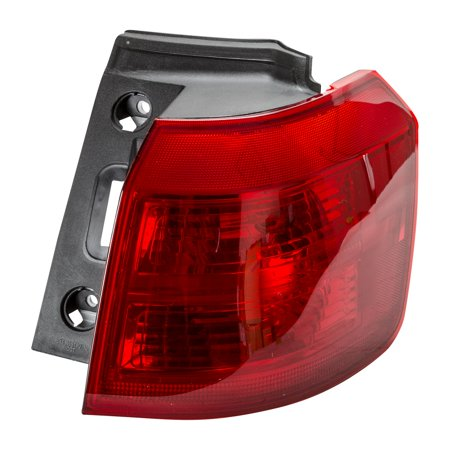 TYC 11-6541-00-1 Right Outer Tail Light Assembly for 10-15 GMC Terrain GM2805105