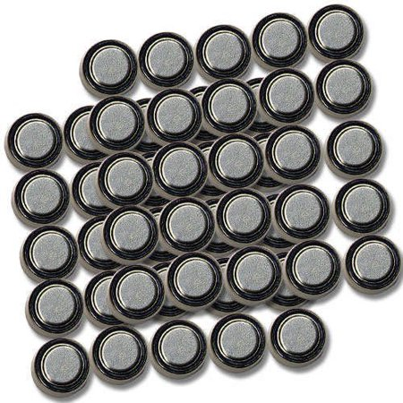- Laser Pointer LR44 Button Cell Alkaline Batteries 50 Pack