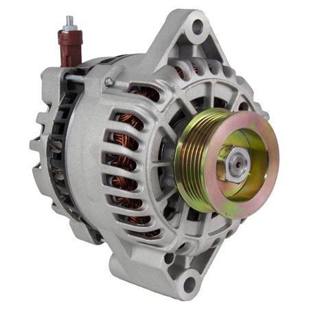 New ALTERNATOR FITS Ford Mustang 3.8l 3.9l V6 2001 2002 2003 2004 105amp 1r3u-1030...