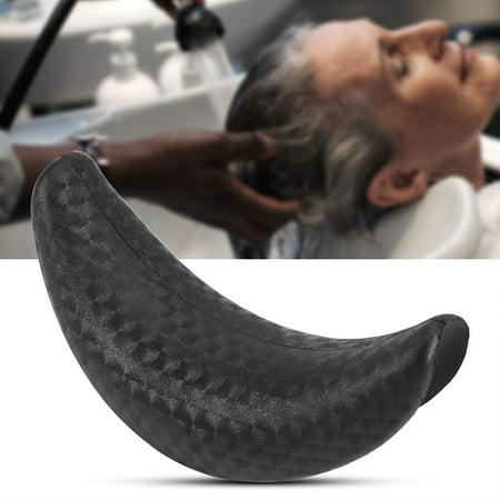 ANGGREK Gel Neck Rest Cushion, Shampoo Bowl Neck Pillow Hair Salon Gripper Hair Washing Sink Basin