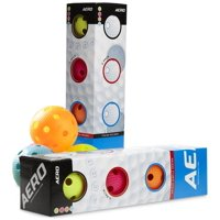 Aero Floorball/Pickleball Color 4-pack