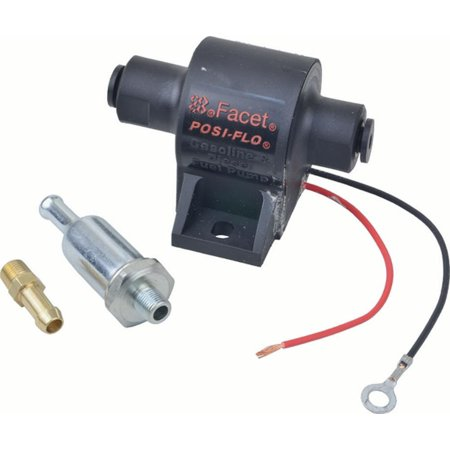 New Posi-Flo™ Solid State Fuel Pump 12V, 1-2Psi, 24