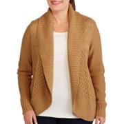 Women's Plus Sweaters & Cardigans - Walmart.com