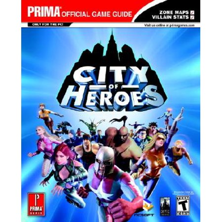 City of heroes — strategywiki, the video game walkthrough and.