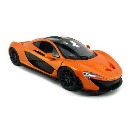 Mclaren P1 Orange >> 1 14 Size Mclaren P1 Remote Control Car R C Car Radio Controlled Car Orange