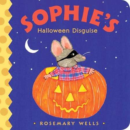 Sophies Halloween Disguise (Board Book) - Chalice Well Halloween