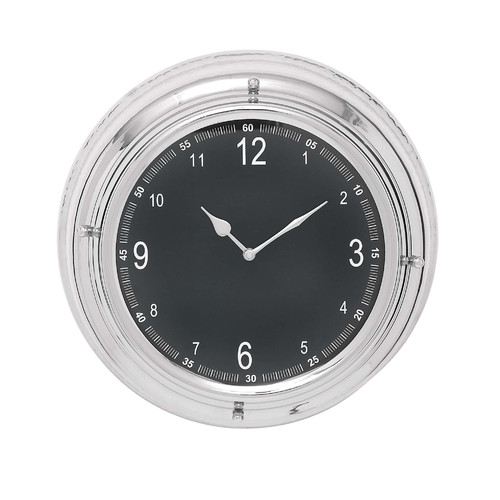 Woodland Imports 14'' Wall Clock by Woodland Imports