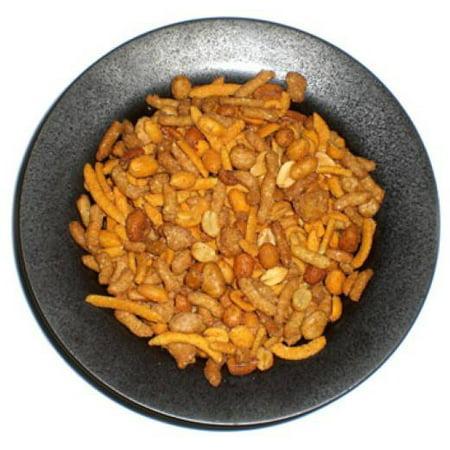 Azar Nut Wild West Sweet Cajun Mixed Nut Snack Mix 5lbs (PACK OF 2) Cajun Snack Mix