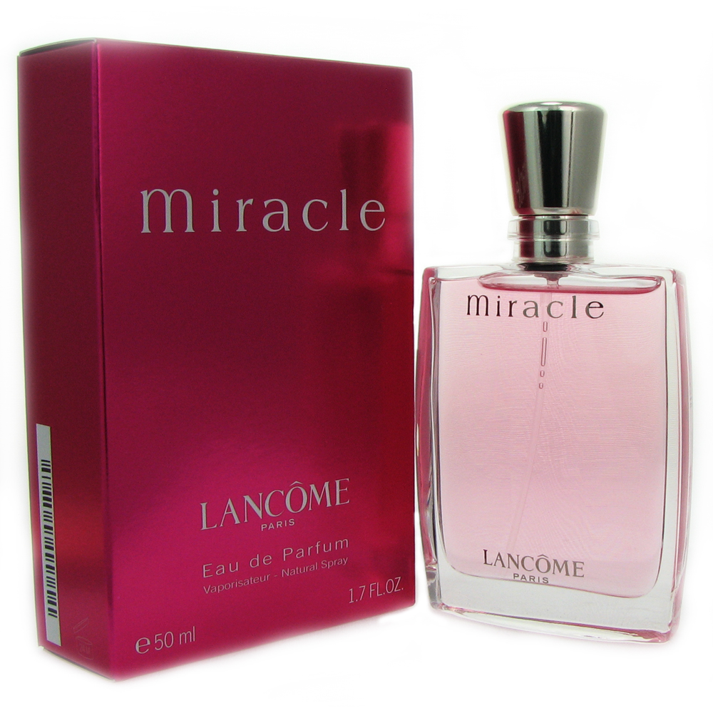 Miracle For Women By Lancome 1.7 oz EDP SP