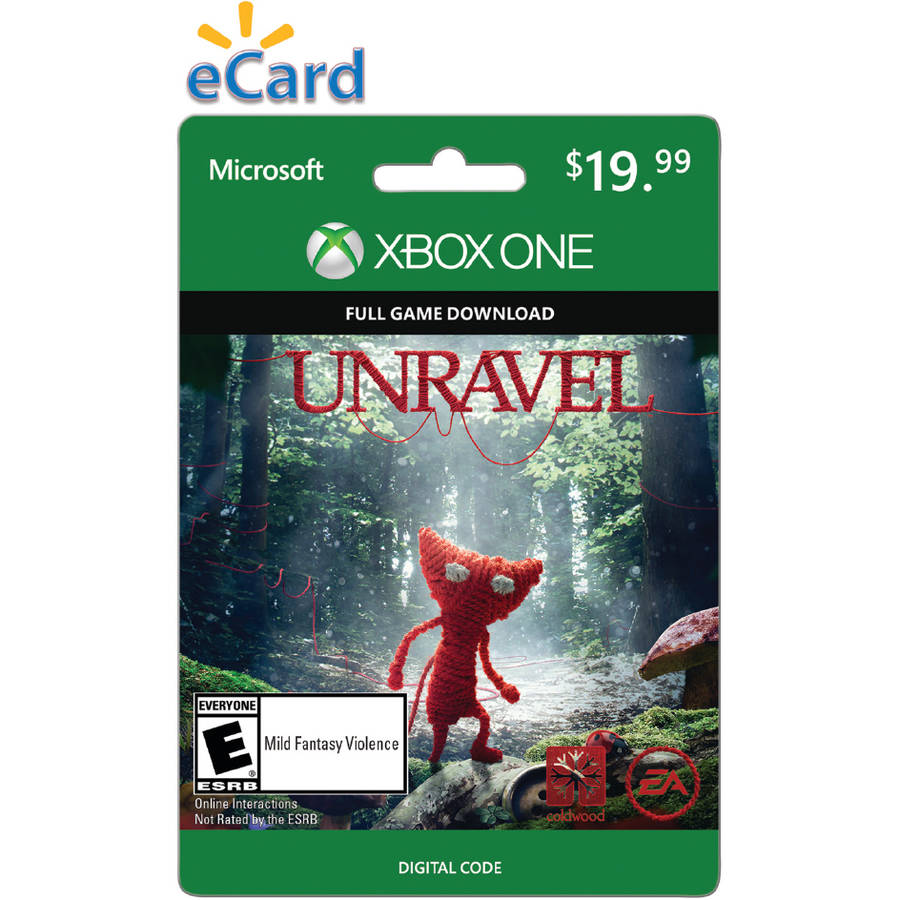 Unravel (Xbox One) (Email Delivery)