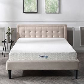Modern Sleep Cool Gel Ventilated Memory Foam 8 Inch Mattress Multiple Sizes