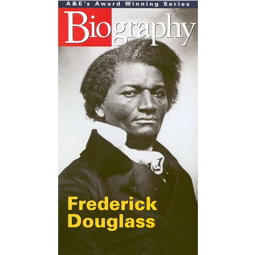 Set of 6 A&E Biography Tapes ~ Jackie Robinson, Frederick Douglass, Susan B Anthony ~ Homeschool