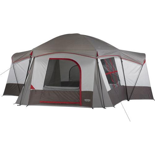 "Wenzel Montreau 17'6"" x 14' Tent, Sleeps 11"