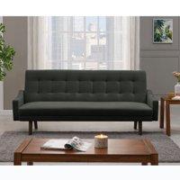 Homesvale Ophir Sofa Bed in Velvet, Multiple Colors