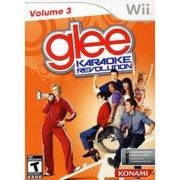 Karaoke Revolution Glee: Volume 3 Bundle - Nintendo Wii