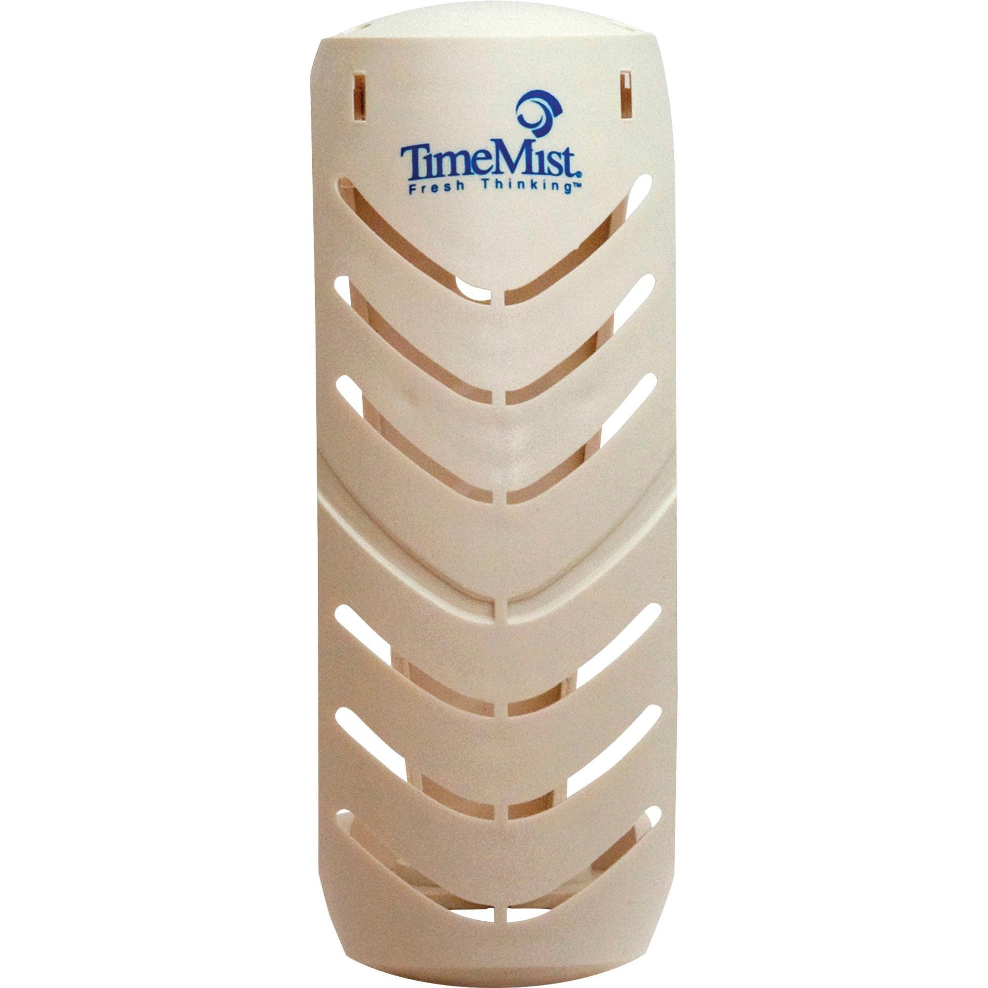TimeMist, TMS1044155, Essential Oil Air Freshener Dispenser, 1 Each, White