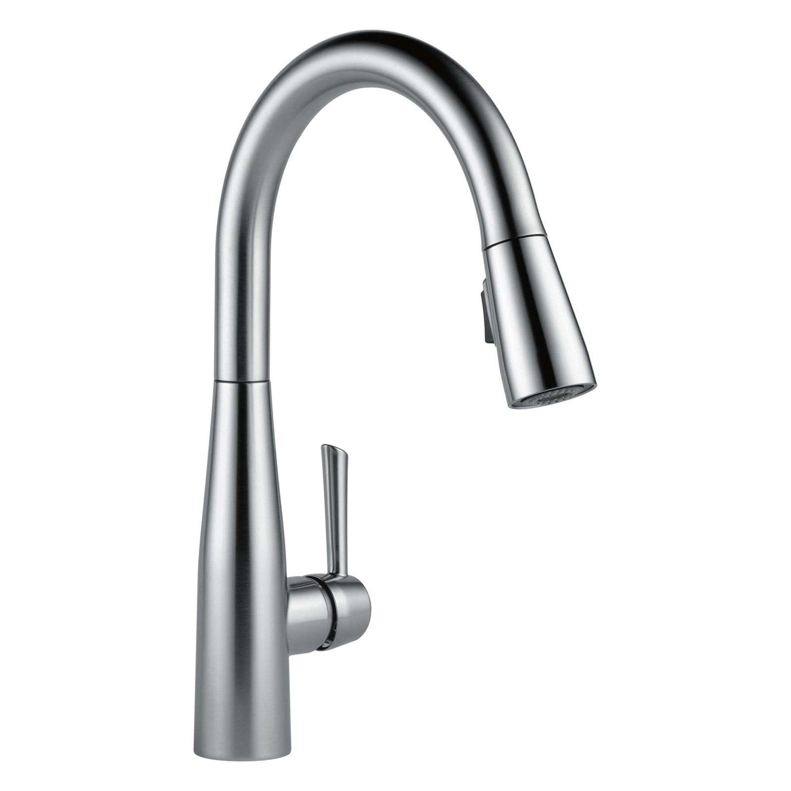 Delta Essa 9113 Pull-Down Spray Kitchen Faucet by Delta