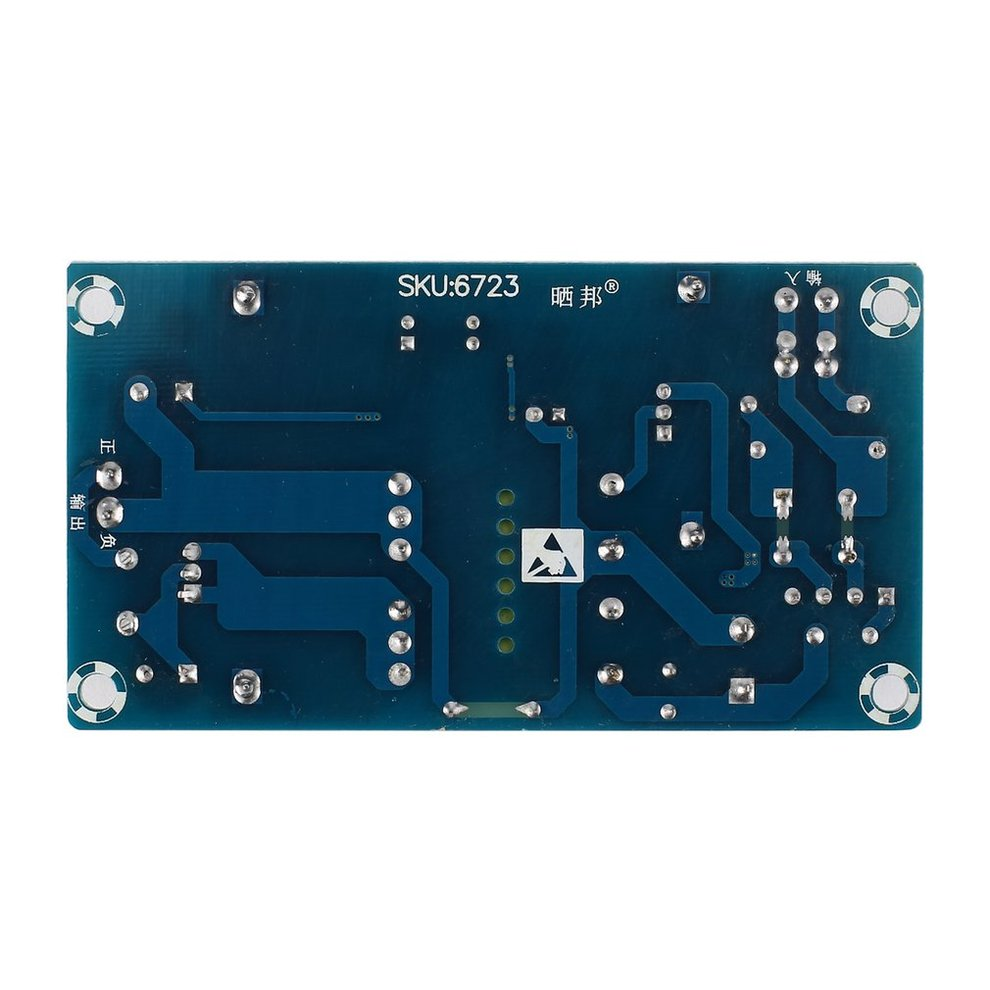 AC 85-265V to DC 12V 8A 50//60Hz Power Supply Board Professional Double-Side PCB Switching Power Supply Module