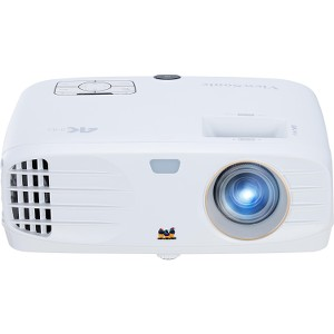 Viewsonic PX727-4K DLP Projector 2160p HDTV 16:9 Front 240W by Viewsonic
