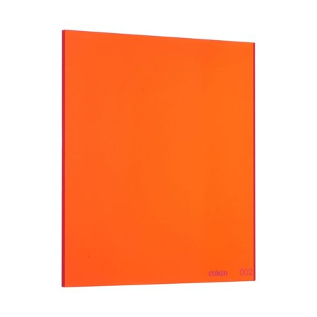 Cokin Z-Pro Series 002 Orange Resin 100 x 100mm (4 x 4