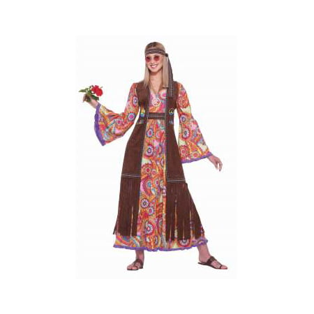 COSTUME-HIPPIE LOVE CHILD