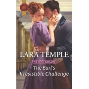 The Earl's Irresistible Challenge - eBook