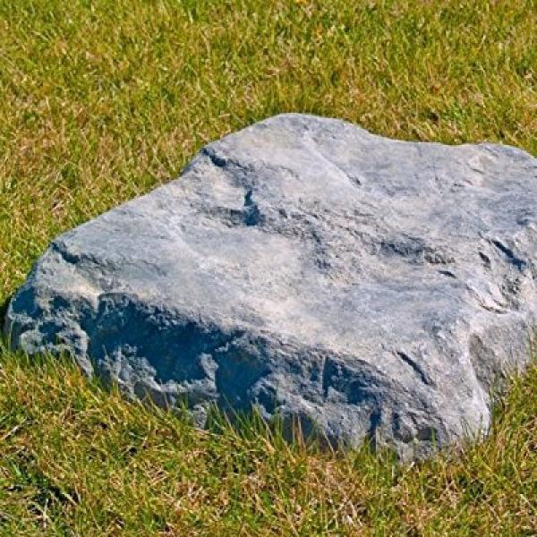 TrueRock Flat Cover, Small, Greystone, 30 x 23 x 3