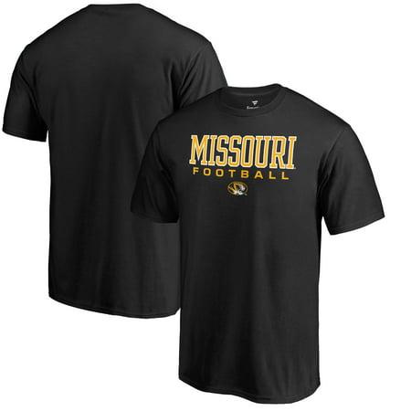 Missouri Tigers Fanatics Branded True Sport Football T-Shirt -
