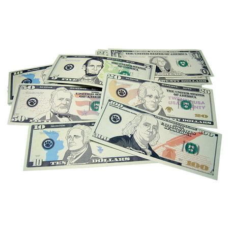 PLAY MONEY ASSORTED BILLS](Kids Play Money)