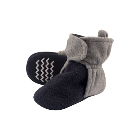 Zutano Booties - Boy Cozy Fleece Booties