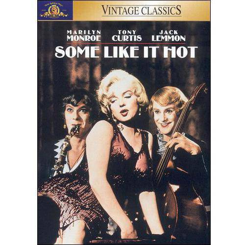 Some Like It Hot (Widescreen)