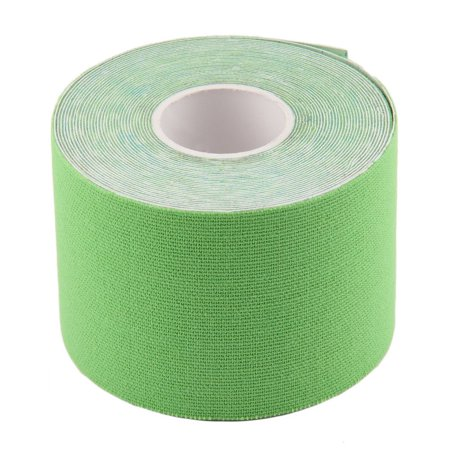 1 Roll 5Cm X 5M Kinesiology Sports Elastic Tape Muscle Pain Care Therapeutic Green Green