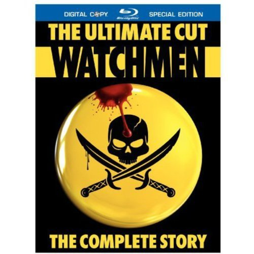 Watchmen: The Ultimate Cut (2-Disc Blu-ray + Digital Copy + Motion Comic) (Widescreen)