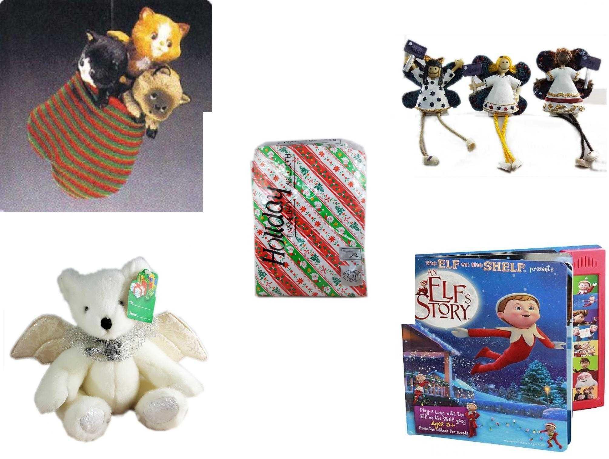 Christmas Fun Gift Bundle 5 Piece Hallmark Three