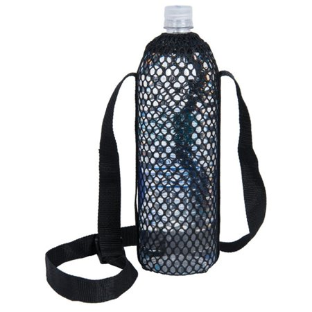 Mesh Water Bottle Carrier - Assorted Colors, Water Bomber Come Aluminum Keychain Zippered Bright Sling Insulated Made Bottle Turismo Neoprene Shower 17x27 Pack Dog soft.., By LBU