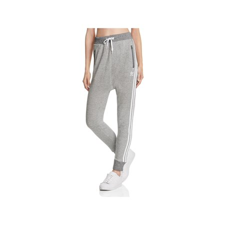 Adidas Womens French Terry Heathered Jogger Pants