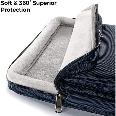 tomtoc Laptop Shoulder Bag for Microsoft Surface Laptop 3/2/1, Surface Book 2/1, 360 Protective Case Fit 13.3 Inch Old - image 1 de 5