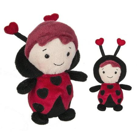 Weemals Love Bug Ladybug Costume Plush Toy - By - Love Bug Costume