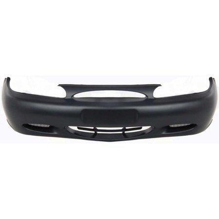 NEW FRONT BUMPER COVER PRIMED FITS 1997-2002 FORD ESCORT XS4Z17757AA ()