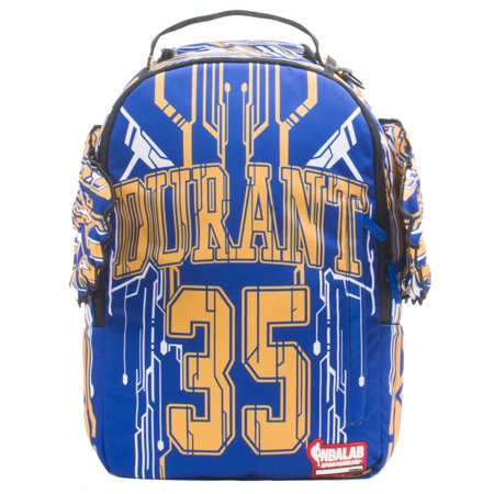 Kevin Durant Golden State Warriors Sprayground Tron Wings Backpack - No - Pilot Wings Backpack