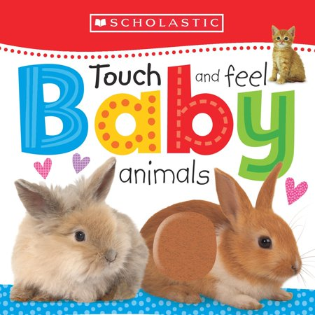 Halloween Activities For Babies And Toddlers (Touch and Feel Baby Animals (Board)