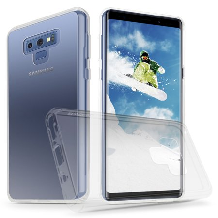 Galaxy Note 9 Clear Transparent Case, Evocel [Aperture Series] Phone Case for Samsung Galaxy Note 9,